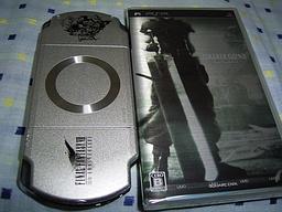 祝!!クライシスコア PSP同梱版ゲット!!